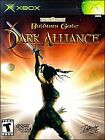 Baldur's Gate: Dark Alliance (Microsoft Xbox, 2002)