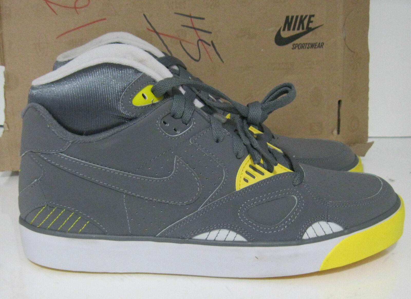 Nike - trainer (neutralen graudynamische gelb) turnschuhe 407935-002 größe 8,5