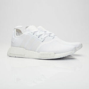 Image is loading 2017-Adidas-NMD-R1-Triple-White-BA7245-12-