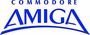 COMMODORE-AMIGA-LOGO-VINTAGE-8-034-X-3-034-SET-OF-2-BLUE