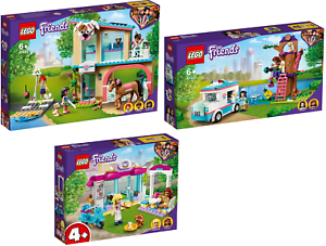 LEGO-Friends-41446-41445-41440-Heartlake-City-Tierklinik-Baeckerei-N3-21-VORVERKA