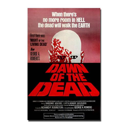 Day of the Dead Bloodline Movie Art Silk Poster 13x20inch