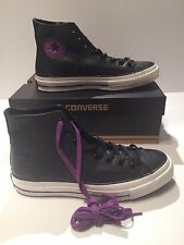 Converse X Leather Black Sabbath CT Master of Reality 143249C Men 8.5 Women 10.5