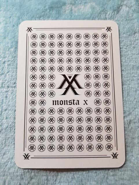 15 MONSTA X 5th Mini Album THE CODE DRAMARAMA Unit Type-12 PhotoCard K-POP