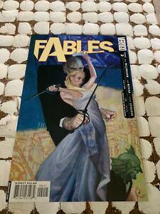 Fables-2-DC-Vertigo-Comic-Book-LEGENDS-IN-EXILE-KEY-1st-Print-Issue-NM-NICE