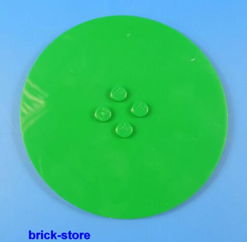 grüne  runde 8x8 Fliesen Nr LEGO® AUSWAHL AN STÜCKZAHL Platte 6022880