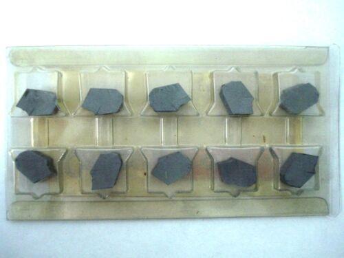 10 Pcs DANIT Carbex Carbide Cutoff Inserts GTL-6-4D