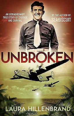 """""""AS NEW"""" Unbroken, Hillenbrand, Laura, Book"""