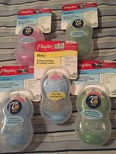 New Playtex Baby Pacifiers 5 Packages Of 2