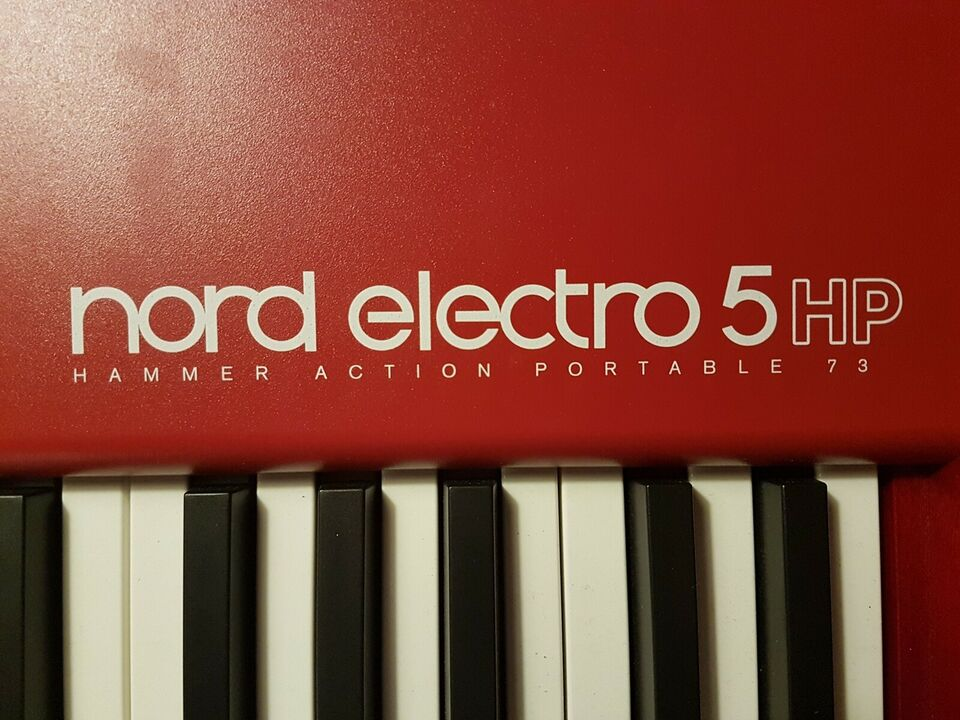 Stagepiano, Nord Electro 5 HP