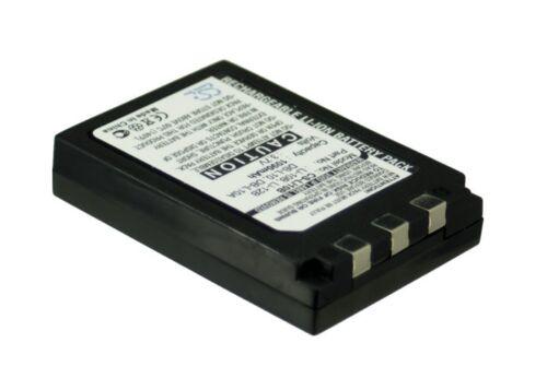 u Digital 600 3.7 v Batería Para Olympus Camedia C-5000 Zoom Camedia C-470 Zoom