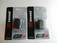 Savage A17 Factory Magazine; 2 Magazines; Holds 10 Rounds Of 17 Hmr; 90022