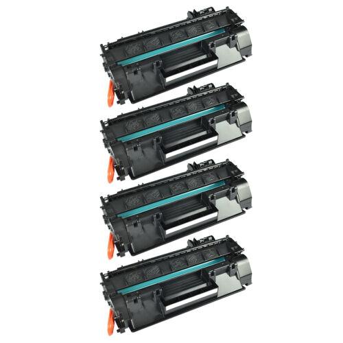 4 Pack CF280X 80X Toner Cartridge Compatible For HP Laserjet Pro 400 M425dw New
