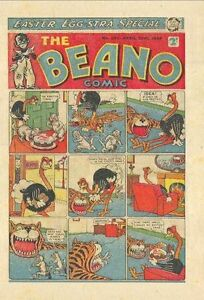 UK-COMICS-THE-BEANO-300-HUMOUR-COMICS-FROM-1940s-1950s-and-1960s-ON-DVD