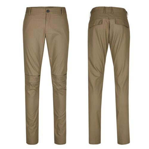 ADIDAS Neo Uomo Chino Jeans Pantaloni Casual leggeri estate ALBERO wollhose Pantaloni