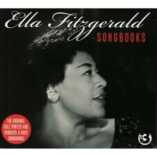 Songbooks: The Original Cole Porter and Rodgers and Hart by Ella Fitzgerald (CD, Aug-2008, 3 Discs, Not Now Music)