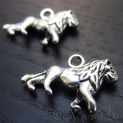 Koi Fish 20mm Antiqued Silver Plated Pendant Charms C0381-10 20 Or 50PCs