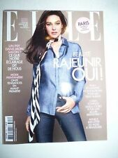 Magazine mode fashion ELLE french #3606 février 2015 Monica Bellucci