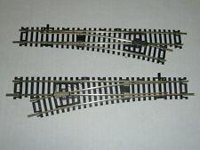 Roco HO Gleise Modell gleis 2,5mm  Schienen NS 4422 bzw.42222  R2  12 Stk.Kreis