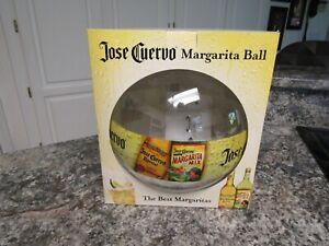 NEW Jose Cuervo Margarita Party Ball w/ Pump 2009 Holds 22 Servings New Barware