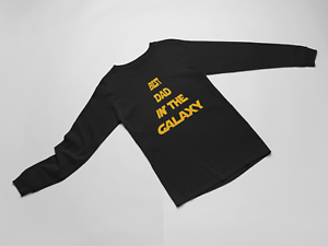 Long-Sleeve-Best-Dad-in-the-Galaxy-T-Shirt-Fathers-Day-Daddy-Star-Wars-Birthday