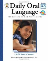 Daily Oral Language, Grades 3 - 5: 180 Lessons And 18 Assessments (daily Series)