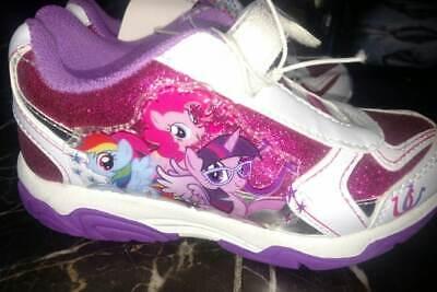 My little Pony Shoes size 12 NEW. light