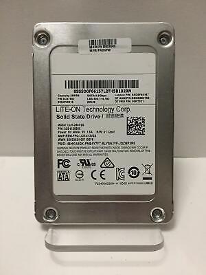 "256GB 2.5/"" SSD Lite-On it Corp LCH-256V2S"