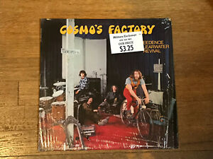 Creedence-Clearwater-Revival-LP-in-Shrink-Cosmo-039-s-Factory-Fantasy-8402