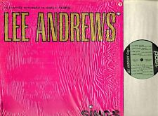LEE ANDREWS AND THE HEARTS lee andrews sings (in open shrink) LP EX/EX POST-5000