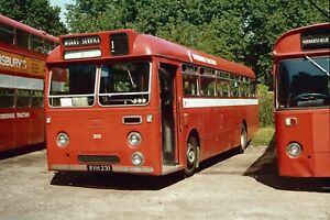 390-WVH-231-Yorkshire-Traction-6x4-Quality-Bus-Photo