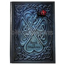 Book of Shadows spell Journal Hand embossed ideal for Harry Potter/wicca/witches