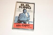 THE BEST OF BB KING THE MEMPHIS MASTERS 1982 ACE UK CASSETTE - SEALED