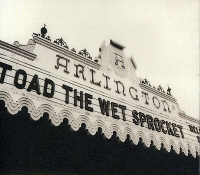 Toad The Wet Sprocket - Welcome Home: Live At The Arlington Theater 199 [CD New]