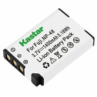1x Kastar Battery For Fujifilm Np-48 Fnp48 Fujifilm Xq1 Xq2 Digital Cameras