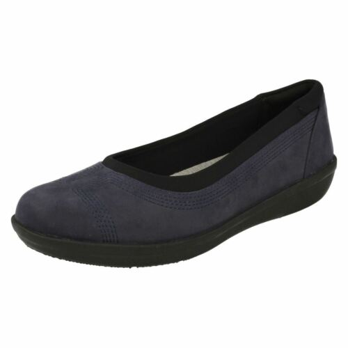 Donna Steppers Nuvola Scarpe on Ayla Clarks Casual Basse Slip 5qErqx