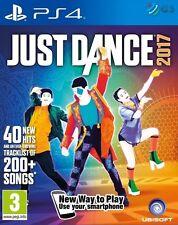 Just Dance 2017 ps4 * NUOVO SIGILLATO PAL *