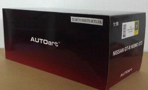 AUTOart-Nissan-GT-R-NISMO-GT3-Matt-Black-Model-car-1-18