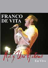 Franco De Vita: Mil y una Historias en V DVD