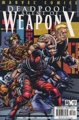 DEADPOOL #58 NEAR MINT MARVEL COMICS 1997