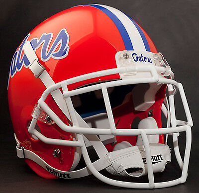 EMMITT SMITH Edition FLORIDA GATORS Authentic GAMEDAY Football Helmet