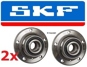 Details about 2-SKF Brand BMW E36 E46 E85 E86 Front Wheel Hub & Bearing  Assembly