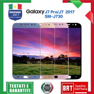 PER-SAMSUNG-GALAXY-J7-2017-J730-J730F-DS-DISPLAY-LCD-TOUCH-SCREEN-SCHERMO-VETRO