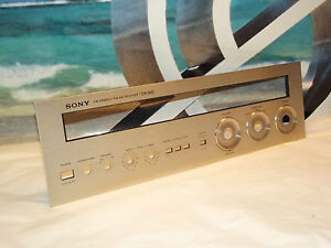 Sony-STR-2800-Stereo-Original-Face-Plate-Good-Condition