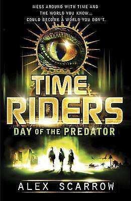1 of 1 - Day of the Predator by Alex Scarrow (Paperback, 2010)