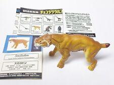 Kaiyodo UHA Dinotales Part 2 Figure Smilodon