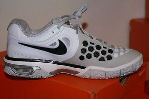 reputable site bbd49 3cf7d Image is loading Nike-Men-039-s-Air-Max-Courtballistec-4-