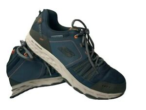 MENS-SKECHERS-ALL-TERRAIN-NAVY-TRAINERS-ESCAPE-PLAN-size-14-M