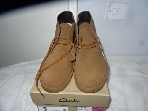 para Boots Reino hombre Unido Clarks Desede Tan 10 G Uk ASfPn