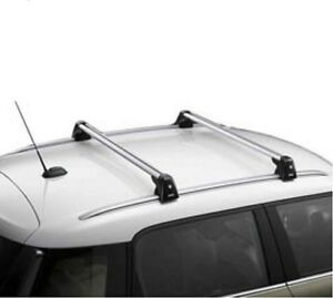 oem mini cooper countryman r60 roof rack base support system